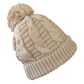 photo tricot mod le tricot bonnet homme avec pompon 14. Black Bedroom Furniture Sets. Home Design Ideas