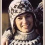 photo tricot modèle tricot bonnet homme péruvien 12