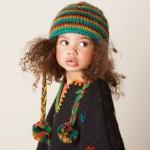 photo tricot modèle tricot bonnet homme péruvien 16