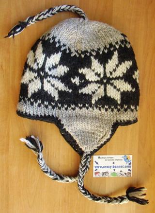 modèle tricot bonnet homme péruvien 2dfcac7835a