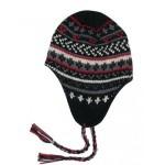 photo tricot modèle tricot bonnet homme péruvien 6