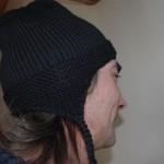 photo tricot modèle tricot bonnet homme péruvien 8
