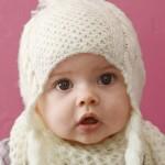 photo tricot modèle tricot bonnet péruvien 11