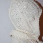 photo tricot modèle tricot bonnet péruvien 15