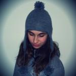 photo tricot modèle tricot bonnet péruvien