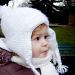 photo tricot modèle tricot bonnet péruvien 7