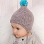 photo tricot modèle tricot bonnet péruvien 8
