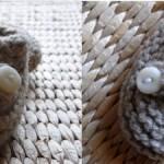 photo tricot modèle tricot chausson bébé gratuit 4