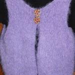 photo tricot modèle tricot debutant veste 15