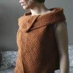 photo tricot modèle tricot debutant veste 6
