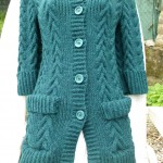 photo tricot modèle tricot drops 14