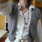 photo tricot modèle tricot drops