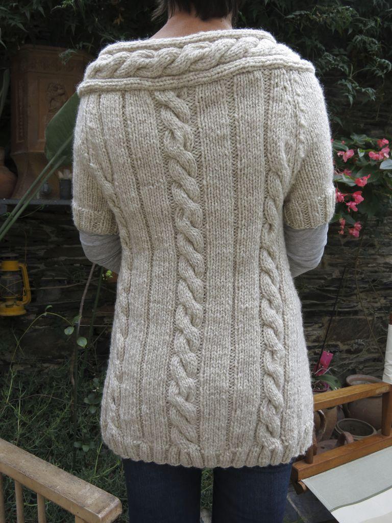 Modele tricot alaska bergere de france - Laine pour tricoter avec les bras ...