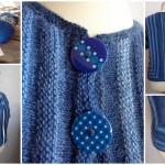 photo tricot modèle tricot drops 18