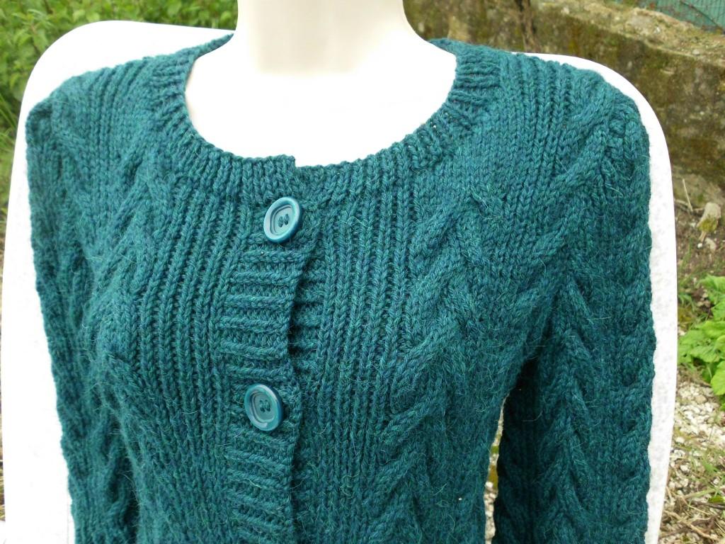 Photo tricot mod le tricot drops 2 - Cote 2 2 tricot ...
