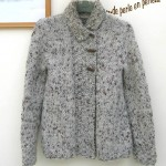 photo tricot modèle tricot drops 3