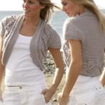 photo tricot modèle tricot drops 5