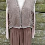 photo tricot modèle tricot drops 6