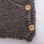 photo tricot modèle tricot facile bébé 11