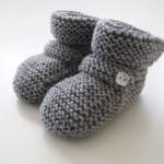 photo tricot modèle tricot facile bébé 15