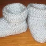 photo tricot modèle tricot facile bébé 18