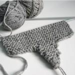 photo tricot modèle tricot facile bébé 8