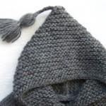 photo tricot modèle tricot facile bébé 9