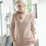 photo tricot modèle tricot facile femme 15