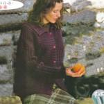 photo tricot modèle tricot facile femme 17