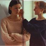 photo tricot modèle tricot facile femme 5