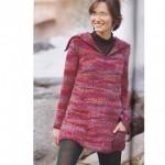 photo tricot modèle tricot facile femme 9