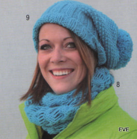 photo tricot modèle tricot facile gratuit 6