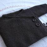 photo tricot modèle tricot gilet bébé gratuit 10