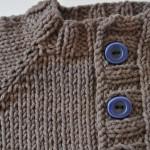 photo tricot modèle tricot gilet garçon 16