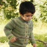 photo tricot modèle tricot gilet garçon 4