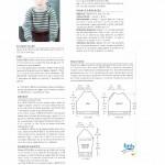 photo tricot modèle tricot gilet garçon 5