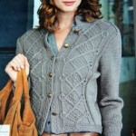 photo tricot modèle tricot gilet gratuit 8