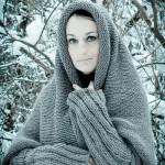 photo tricot modèle tricot gilet grosse laine 9