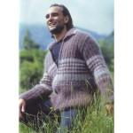 photo tricot modèle tricot gilet homme 10