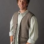 photo tricot modèle tricot gilet homme 12