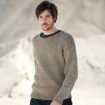 photo tricot modèle tricot gilet homme 14