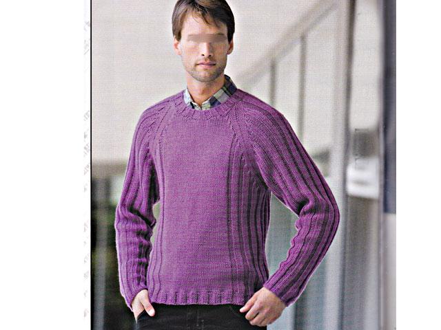 photo tricot modèle tricot gilet homme 17