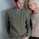 photo tricot modèle tricot gilet homme 2