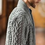 photo tricot modèle tricot gilet homme 6