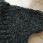 photo tricot modèle tricot gilet xxl 17