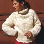 photo tricot modèle tricot gilet xxl 4