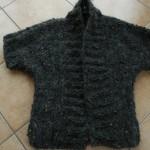 photo tricot modèle tricot gilet xxl 6