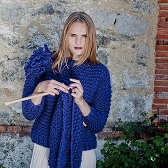 photo tricot modèle tricot gilet xxl 7