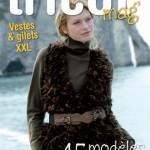 photo tricot modèle tricot gilet xxl 9