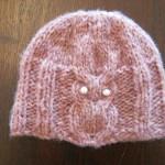 photo tricot modèle tricot gratuit bonnet bébé 16